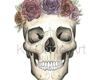 Festival Skull