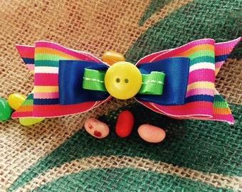 Jelly Bean Parade #7 Hairbow