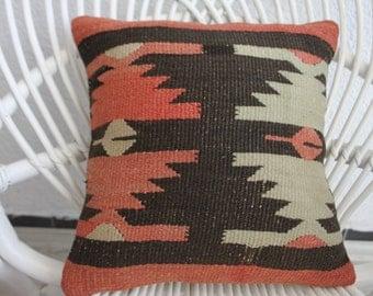 small kilim pillow 12x12 coral rug pouf boho kilim 12x12 house cushion antique furniture kilim stool chair cushion cover turkey kilim 9