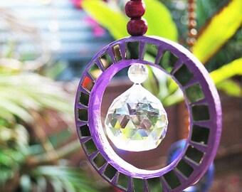Rainbow SunCatcher 'Minis'! Pops of colour and shine!