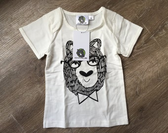 Kids Clothing by Charlie Children's Cool Bear Top FREE SHIPPING