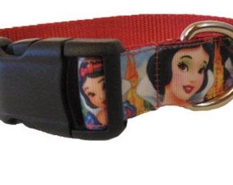 Snow White Collar
