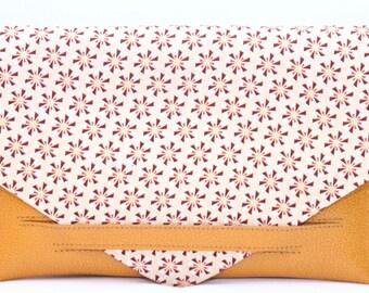 Kashka Camel leather pouch