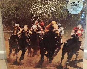 Hollywood Park's Greatest Hits Vinyl LP 1978