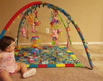 Giant playgym