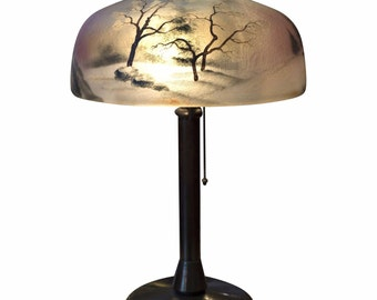 Pittsburgh Bedroom Lamp