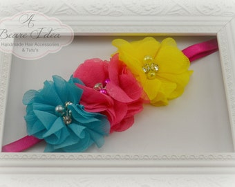 Spring Blossoms Headband