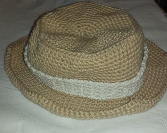 Toddler's Panama Hat