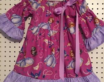 Princess Sophia dress size 2T