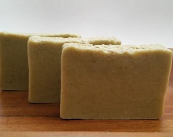 All Natural Handmade Wakame Soap