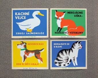 Czech Animals