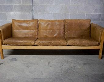 Hans Wegner Sofa model GE 40