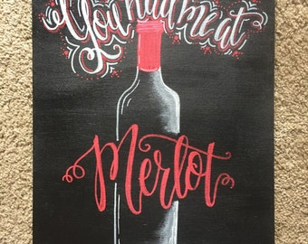 Merlot Lovers Wine Lovers