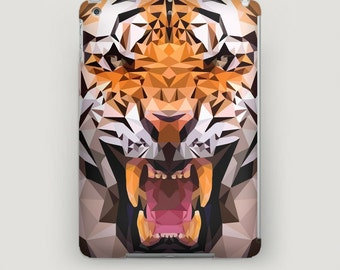 Tiger iPad Case, Mens iPad 2 Case, iPad 3 Case Animal, iPad Air Case, iPad Air 2 Case, iPad Mini Case, iPad Mini 2 Case, iPad Mini 3
