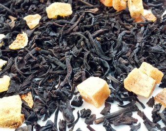 Black tea - Sweet Tropical Fruits