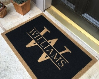 the most durable and elegant custom door mat available infinity custom door mats