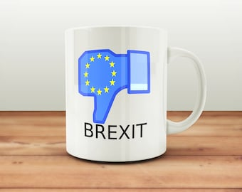 Vote Leave Mug BREXIT