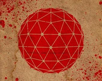 Geo-sphere Stencil