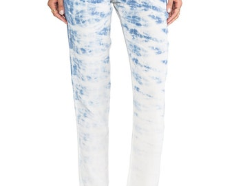 Gypsy05 Silk Pants, Gypsy, Hippy, Boho, Bohemian, Free People, Festival, Blue & White,