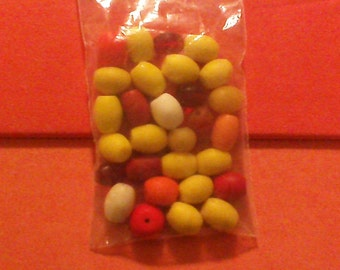 Vintage Native American Trade Beads ~ FREE Shipping