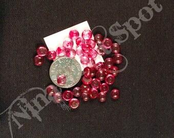 Hot Pink Skittles/Lustre Gems ESHPB1