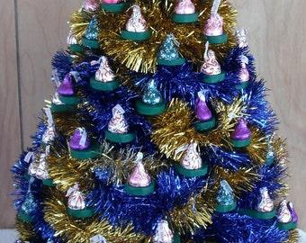 Candy Kiss Christmas Tree