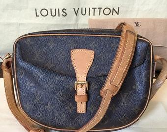 Authentic Louis Vuitton Jeune Fille GM TH0944
