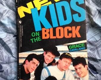 New Kids on the Block Fan Book