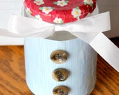 Buttons and Bows Jar