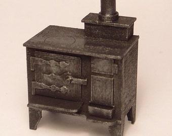 1:24 Scale Miniature Dollhouse Furniture Kit Cottage Range