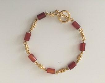Casual Wear, Trendy, 14 k gold post,Gorgeous Bracelet Beautiful Bracelet [Free Shipping]