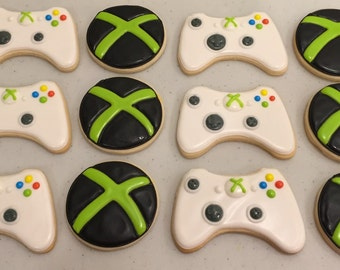 Xbox Cookies (1 dozen)