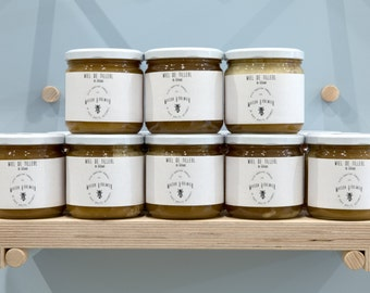 Linden of Gâtinais honey l honey de France l By House Boulmier