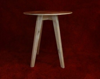 Pallet Wood Side Table - Hand made in the UK