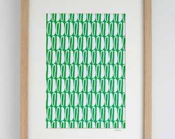 Peas in a Pod Print