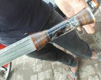Handmade Damascus beautiful Sword
