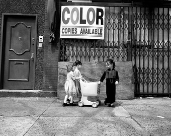 Color copies available, Bedford Ave, Brooklyn, NYC.