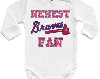 size 40 a7185 4c9ac atlanta braves infant jersey