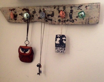 Hanging Jewlery Organizer