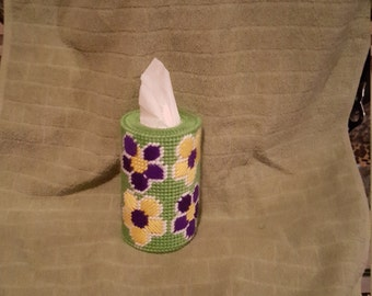 Funky Flower Tissue Dispenser
