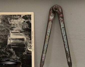 J. H. Williams & Co. adjustable face spanner, antique tools, industrial decor