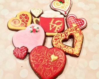 Anniversary, Celebration Cookies!
