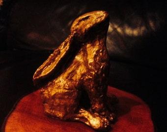 Indra Moon Gazing Hare