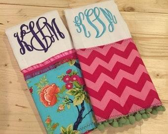 Burp cloth set, monogrammed burp cloths, baby, gift, baby shower gift, Baby Burp cloths, personalized burp cloth set, baby gift set, newborn