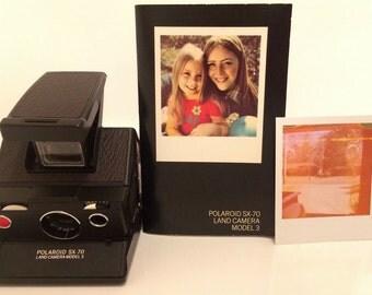 Polaroid SX-70 Model 3