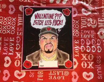 Ice Cube Gangsta Valentine