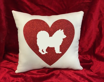 Chow Chow Throw Pillow - Great gift for the Chow Chow dog lover!