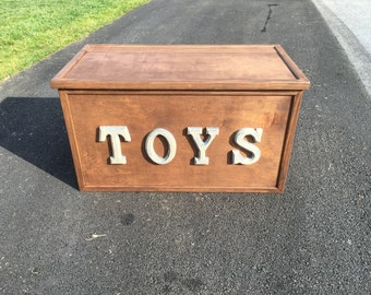 Childs Toy Box