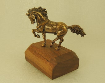 Figurine Horse Of The Fire