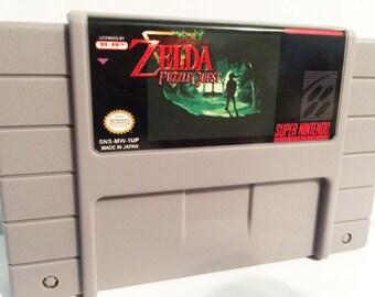The Legend of Zelda: Puzzle Quest, SNES Super Nintendo